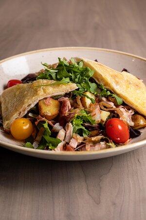 Salade Impanato