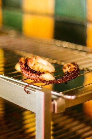 restaurant télétravail - méditerranéen - poisson - viande - terrasse - ouvert dimanche - grillades - robatas - jardin - groupe - espagnol - italien  (74 (172)