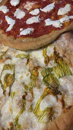 Pizze con farina multicereali