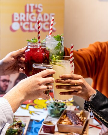 Boissons Maison, cocktails et Happy Hour