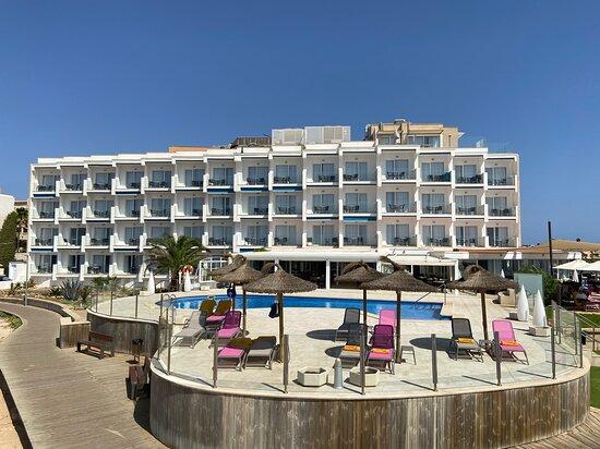 fachada - Universal Hotel Cabo Blanco, 마조르카 사진 - 트립어드바이저