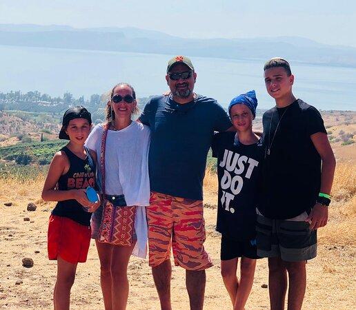 Visiter Israel en francais avec son guide touristique  David Mansour