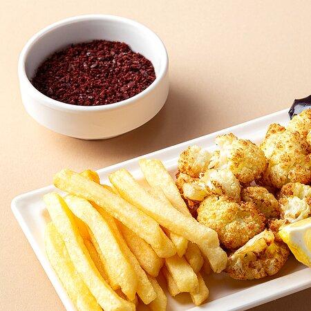 #fries #cauliflower