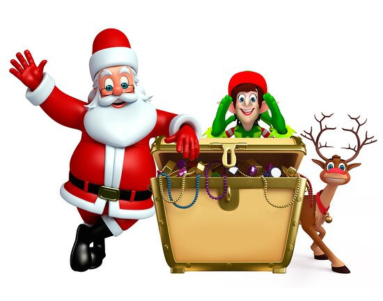 Treasure Emporium Christmas Store