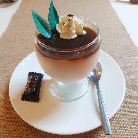 Entremets Nappé à la Crème de Café