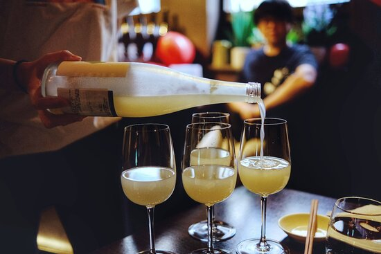 Enjoy the finest Sake or Whisky, exclusively at Sanjugo.