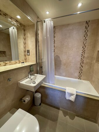 A Classic Room bathroom