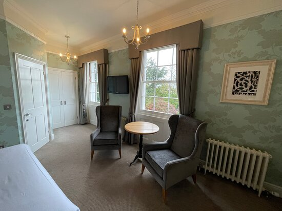 A classic double room