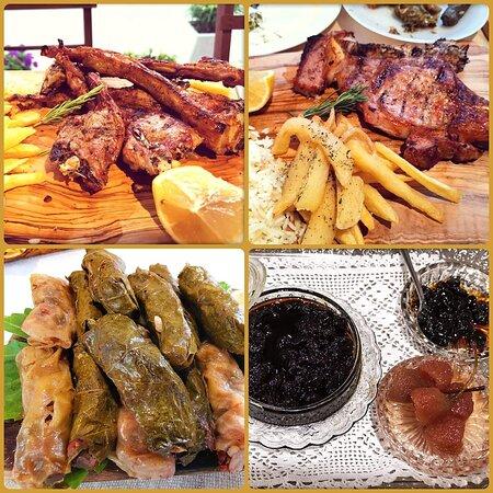 Παραδοσιακές Ροδίτικες Γεύσεις Traditional Rhodian Tastes