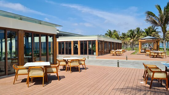 Nhà hàng bãi biển