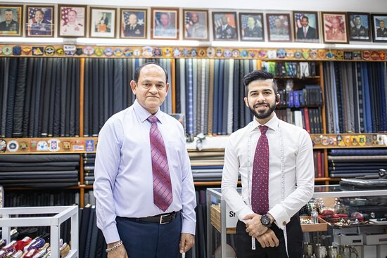 Amrapur Tailors, Bangkok-Based Custom Tailoring Boutique, a four-generation family run business, has served international and local clientele since the 1960s from back during the Vietnam War. At Amrapur Tailors we offer you with the finest quality of bespoke hand crafted garments for men suits, sport coats, tuxedos, trousers and shirts) & women (formal wear & dresses). A good source of selection and guaranteed satisfaction can be found here.