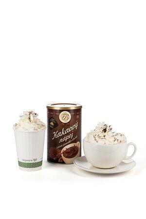 Hot cocoa 39,- CZK