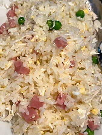 Arroz tres delicias / Fried rice three delicious