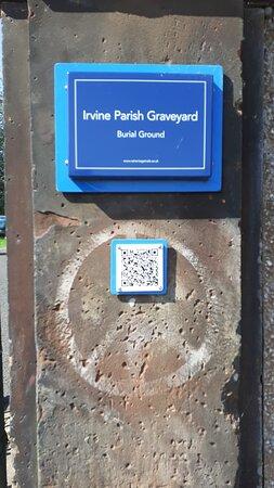 Irvine heritage trail