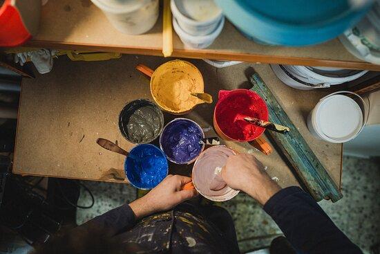 Dezen Dezen - Bottega Artigianale a Trieste