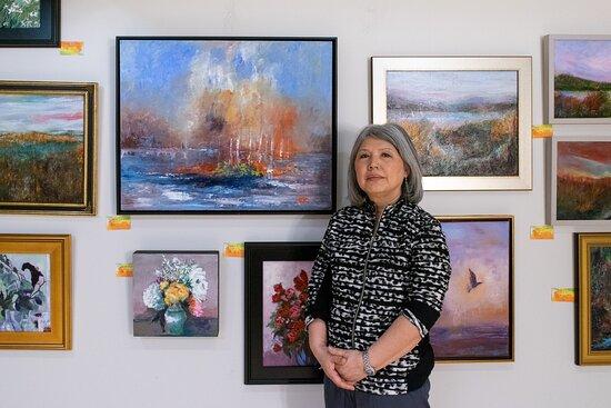 Studio Artist Soonja Cook