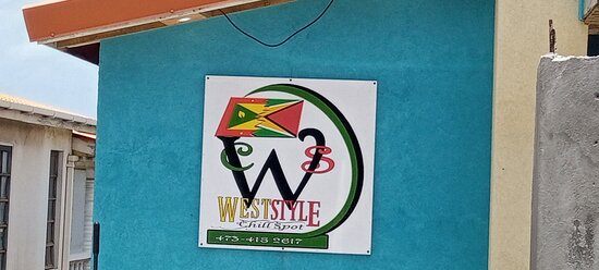 Belmont, Grenada: WestStyle Chill Spot is a Caribbean Restaurant that includes Grenadian local dishes as well . Come join us in a great ocean view atmosphere , a warm welcome awaits you .