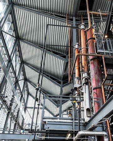 Rabbit Hole Distillery - Vendome Copper & Brassworks Copper Column Still