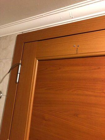 banyo odamın kapısı