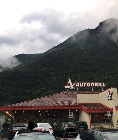 Autogrill Campiolo Ovest Autostrada A 23 Tarvisio, 33015 Moggio Udinese UD, Italien