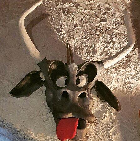 L'emblématique tête de vache du Digor