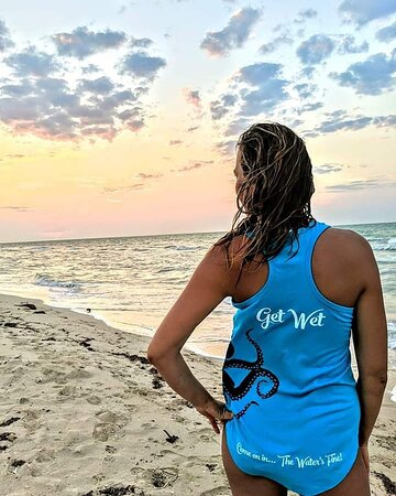 Get your Get Wet Dive Shop T-shirt