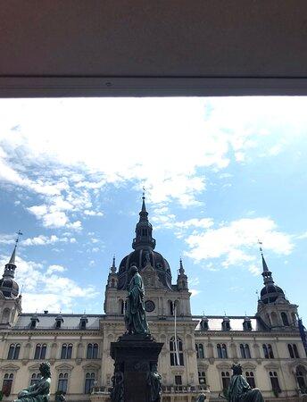 Altstadt von Graz - staré mesto