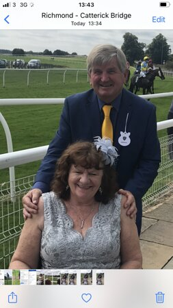 Great ladies day at the race's