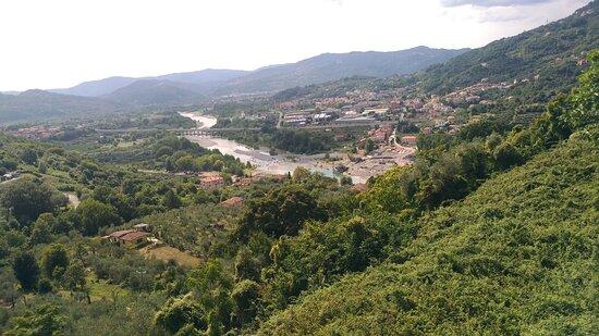 Panorama da Caprigliola.