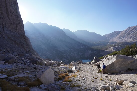 Awesome alpine climbing in the Eastern Sierra! Temple crag has an incredible array of long alpine rock climbing. Call or email Blackbird Mountain Guides today!
