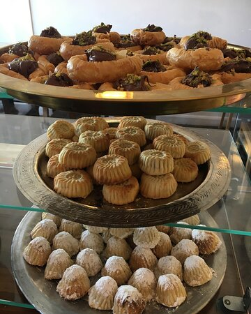 Homemade sweets - many our vegan