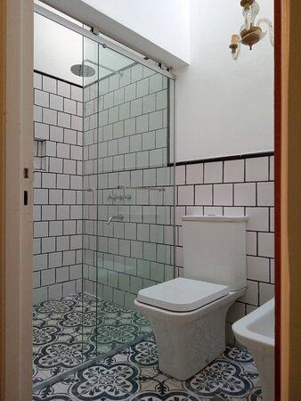 San Salvador de Jujuy, Argentina: Este es el baño de la habitación