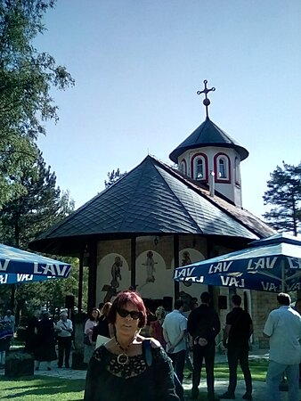 Church ,st Pantelejmons at DIVCIBARE mountain