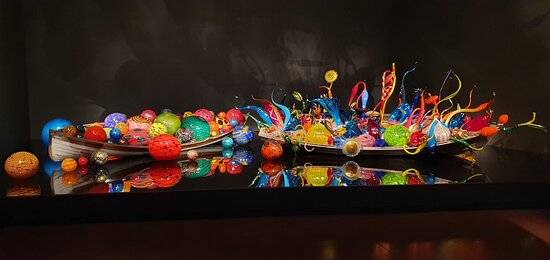 Chihuly Garden and Glass in Seattle: Amazing