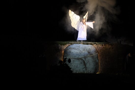 Stunning visual effects bring to life the thrilling life of the life of Christ