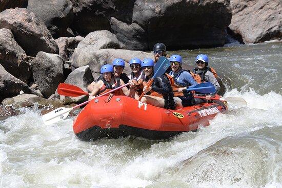 Royal Gorge Half Day Trip: Fun on the water