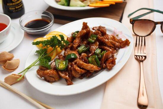 Jalapeno Chicken