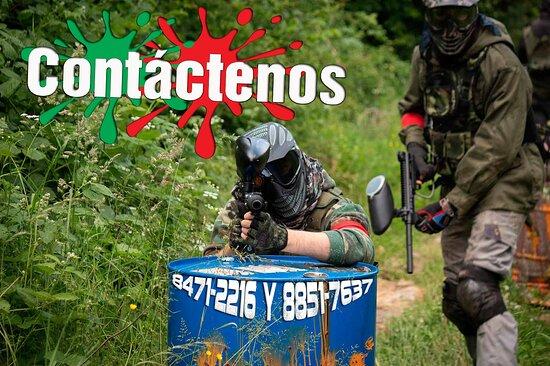 Cartago, Costa Rica: Aventure Paintball