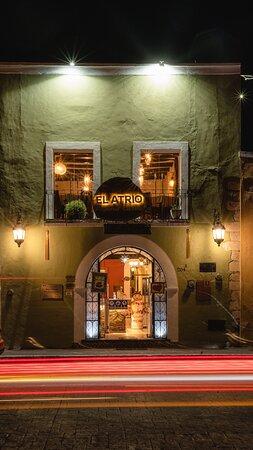 El Atrio del Mayab en Valladolid Yucatán