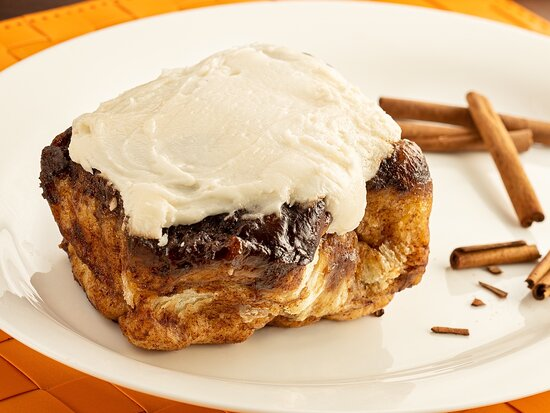 Best Cinnamon Buns on Vancouver Island! Try one! You won't be disappointed! 😛😋