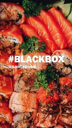Santa Cruz do Sul, RS: De quinta a sabado temos  no nosso delivery a nossa Black box com sushis premium