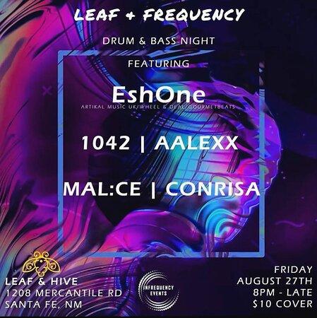 Leaf & Frequency