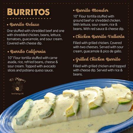 Burritos lovers!