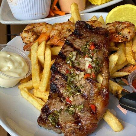 Churasco steak