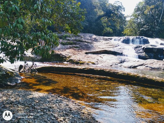 Sete Barras, SP: Água cristalina
