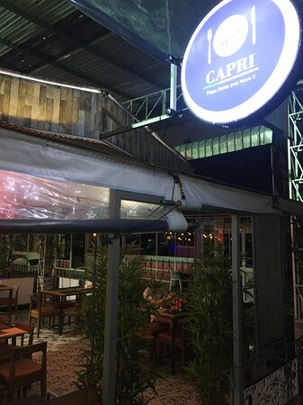 Capri Express Chalong Italian Restaurant & Coffee Shop Street View