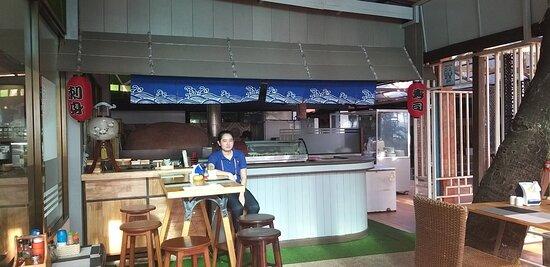 Aoi Sushi Bar Karon  Japanese Restaurant Outdor