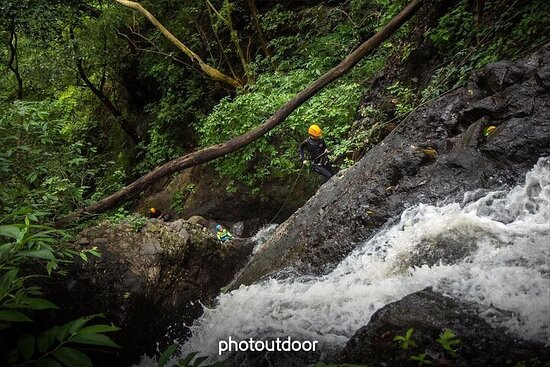 Private Canyoning Adventure in Amatitán from Guadalajara