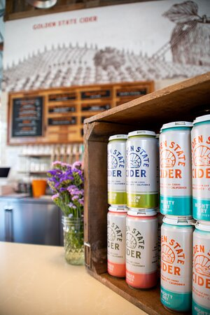 Find your favorite ciders to go