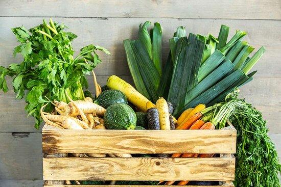 Restaurant Vegetables